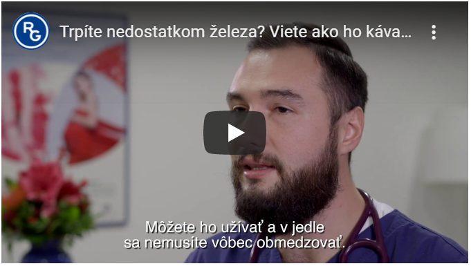 Video: MUDr. Juríček: Vstrebávanie hémového železa strava neovplyvňuje